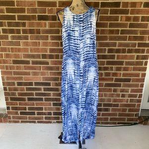 NWT Karen Kane sleeveless maxi dress